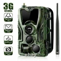 16MP 1080P 3G Hunting Camera Video Game Wildlife Trail Night Vision Cam MMS SMS