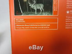 2-pack Wildgame Innovations Mirage 16MP Trail Camera Batteries & SD Card M16i28M