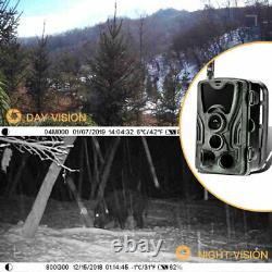 4G LTE 1080P MMS SMS Hunting Camera Trail Game Farm Scouting Cam Waterproof +32G