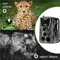 4G Wireless Trail Game Hunting Camera Send Photo / Video Direct To Mobile Phone