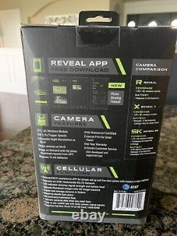 Brand New 2021 Tactacam Reveal X AT&T Cellular Trail Camera Free Shipping
