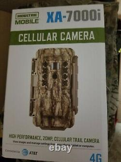 Brand New Moultrie XA7000i AT&T Cellular Texting Trail Scouting Camera