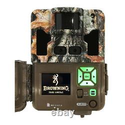 Browning BTC 6PXD Dark Ops Pro XD Dual Lens 24MP Trail Camera + 32GB SD Card