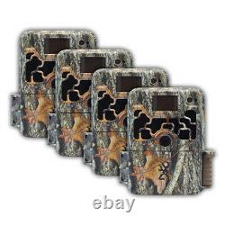 Browning Dark Ops 16MP Extreme Trail Camera BTC 6HDX (4-Pack)