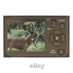 Browning Recon Force Advantage 20MP Trail Camera with 16GB Card and Reader