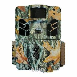 Browning Trail Camera Dark Ops HD Pro X 20MP Game Cam with Deluxe Field Kit
