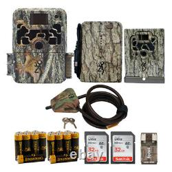 Browning Trail Cameras 16 MP Dark Ops Extreme Game Cam Bundle