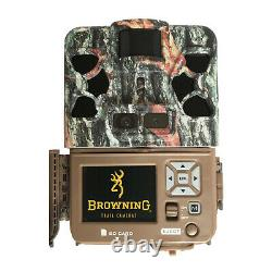 Browning Trail Cameras 24MP Recon Force Patriot Trail Camera Basics Bundle
