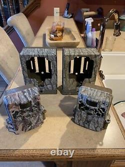 Browning Trail Cameras And Lock Boxes