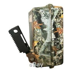 Browning Trail Cameras Dark Ops HD Pro X 20MP Game Cam with Deluxe Field Kit