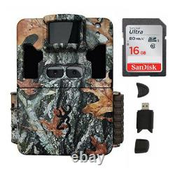 Browning Trail Cameras Dark Ops Pro XD 24MP Game Camera with 16GB SD Card Bundle