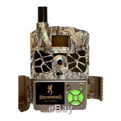 Browning Trail Cameras Defender Wireless 20MP Game Camera AT&T with Full Field Kit