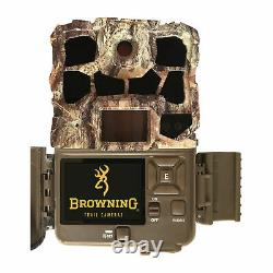 Browning Trail Cameras Recon Force 4K Edge Trail Camera Essentials Bundle 2 Pack