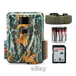 Browning Trail Cameras Strike Force HD Apex 18MP Cam 4-Pack with Batteries & Cards