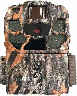 Browning Trail Cameras Strike Force HD Max Plus 20MP Camera with 64 GB SD Card