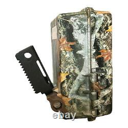 Browning Trail Cameras Strike Force Pro X 20MP IR Game Cam with Card and Reader