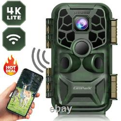 Campark WIFI Bluetooth Hunting Trail Camera Wildlife Scout Cam SONY Night Vision