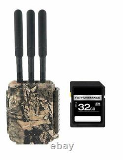 Covert Scouting Cameras LB-A Trail Camera 5762 Mossy Oak With SD 32 GB