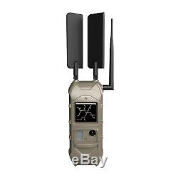 Cuddeback CuddeLink 20MP Dual Cell Trail Camera (Verizon) with Cards & Batteries