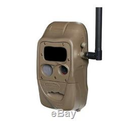 Cuddeback CuddeLink 20MP Trail Camera (12-Pack) with Security Boxes & Cards Kit