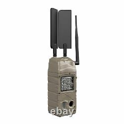 Cuddeback CuddeLink Cell Trail Camera (Verizon) with 32GB SD Cards and Reader