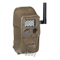 Cuddeback CuddeLink Trail Camera with Adapter (8-Pack) and Batteries (24)