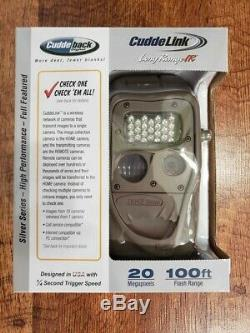 Cuddeback Cuddelink Long Range IR Trail Camera NIB
