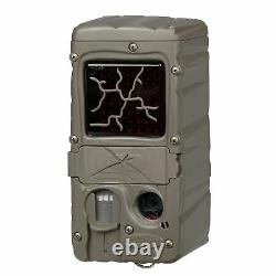 Cuddeback Dual Flash Cuddelink Invisible IR Scouting Game Trail Camera (2 Pack)