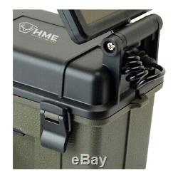 HME Trail Camera 12V / Solar Auxiliary Power Pack (3-Pack)
