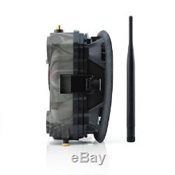 Home Security Camera 3G GSM Wireless Motion Detection Trail Phone Remote View