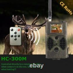 Home Surveillance Wildlife Digital Infrared Hunting Trail Camera With 36pcs LED