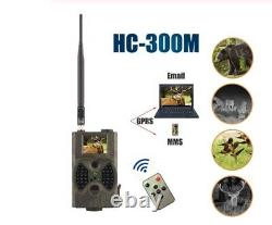 Infrared Stealth Hunting Wildlife Game Trail Cam Motion Covert Video Camera Pro