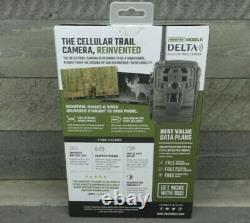 Lot of 2 Moultrie Mobile DELTA Verizon Cellular Trail Camera Factory Sealed