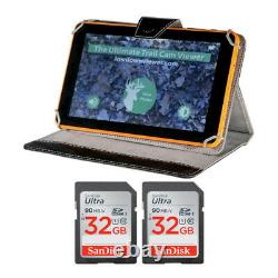 Lowdown 2 High Speed Trail Camera Image and Video Viewer with SD Cards