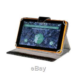 Lowdown High-Speed Trail Camera Image/Video Viewer with 9 Touch Screen & Case