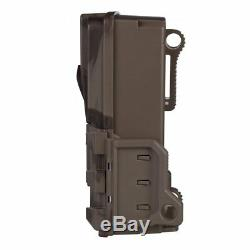 Moultrie A-40 Pro 14MP Low Glow Long Range Infrared Game Trail Camera (4 Pack)