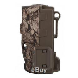 Moultrie M-50 20MP Infrared Game Trail Camera (2 Pack) + 16GB SD Card (2 Pack)