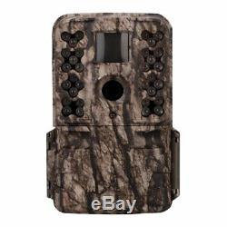 Moultrie M-50 20MP Low Glow Long Range IR Game Trail Camera, White Bark (4 Pack)