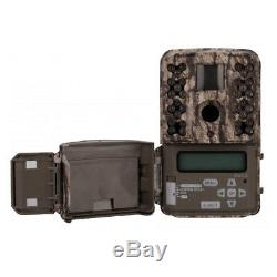 Moultrie M-50 20MP Low Glow Long Range Infrared Game Trail Camera, White Bark