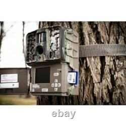 Moultrie S-50i Game Camera 20MP with Lock Box Hunting Wildlife Trail Cam REALTREE