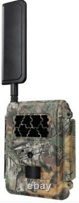NEW Spartan AT&T GoCam 720P 4G Wireless Trail Game Camera Blackout IR GC-A4Gb
