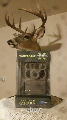 New Tactacam Reveal X AT&T - Brand new AT&T Cellular Trail Camera