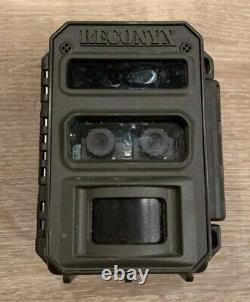 RECONYX UltraFire XR6 8MP 1080P NoGlow High Output Covert IR Trail Camera USED