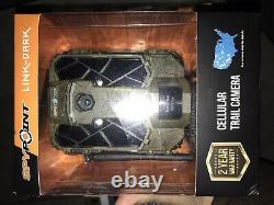 SPYPOINT LINK-DARK At&t 12MP No Glow Cellular Hunting Game Trail Camera NEW
