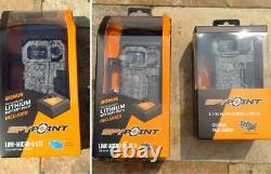 SPYPOINT LINK-MICRO-LTE-V or LINK-MICRO-S-LTE-V Cellular Trail Camera
