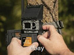 SPYPOINT LINK MICRO S Nationwide 4G IR Solar Panel Cellular Trail Camera+ LIT-10