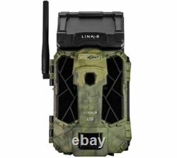 SPYPOINT LINK-S Solar Cellular Trail Camera, 4G/LTE, 12MP HD Video, Brand New