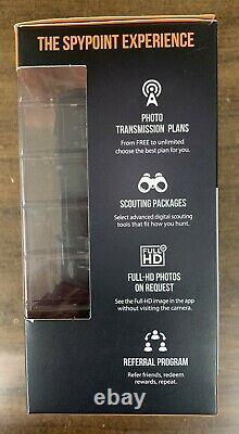 SPYPOINT Link-Dark Cellular Trail Camera Black New In The Box Free Shipping