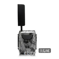 Spartan Ghost GoLive AT&T 4G Live Stream Remote View Blackout IR Trail Camera