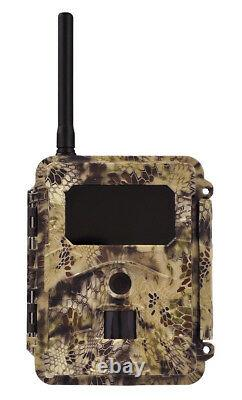 Spartan GoCam AT&T HD 720p 3G Wireless Trail Camera No Glow Black Out GC-ATTb